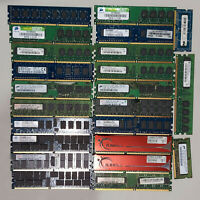 23 Ram Sticks for Gold Recovery. AS-IS Not Working