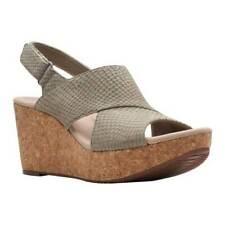 Clarks Women's   Annadel Sky Wedge Sandal
