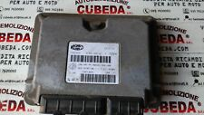 Centralina motore Fiat SEICENTO 1.1 73501878 IAW 4AF.M1 HW204