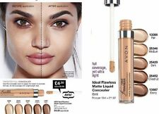 Avon Ideal Flawless Matte Liquid Concealer -rrp£7 Free 1st class p&p Various