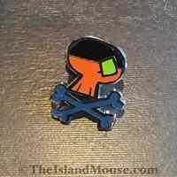 Disney Sugar Skulls Mini Pin Goofy Pin (UI:102033)