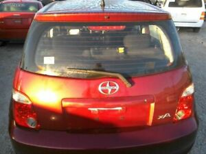 Trunk/Hatch/Tailgate Fits 04-06 SCION XA 295627
