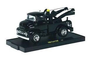 M2 Machines Auto Trucks 1956 Ford COE Tow Truck 1:64- R21 Boxed