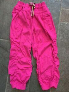IVIVVA by LULULEMON Jogger Pants Gray Girls size 8