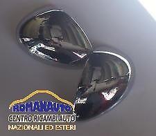 Coppia CALOTTE Cromate ALFA ROMEO 147 dal 2000 DX+SX Coppe Specchio Retrovisore