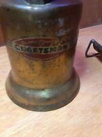 Vintage Antique Craftsman  Brass Solder Torch Gas Blow Torch Quick SHIPPING. NR