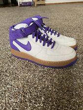 Air  jordans Purple 8.5