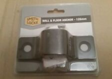 Smith & Locke Heavy Duty Wall / Floor Anchor - 128mm - Brand New