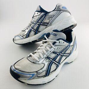 Asics Gel 170TR Walking Shoes Sneakers Womens 8 US Running Runners White