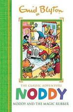 Noddy and the Magic Rubber-ExLibrary