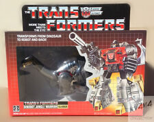 Transformers Reissue G1 DINOBOT『SLUDGE』MISB
