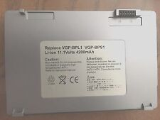Replacement Battery for Sony VAIO VGP-BPS1 VGP-BPL1