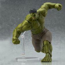 Marvel Avengers Figma 271 Hulk Anime Movable Action Hero Figure Toy Doll Model