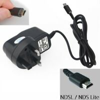 CE Nintendo DS Lite NDS NDSL Mains Wall Charger Adapter Power Supply Plug