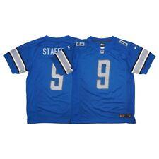 66312ce33 Nike NFL Detroit Lions Matthew Stafford Youth Replica Football Jersey -  Blue-s