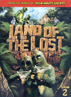 Land of the Lost - The Complete Second Season  New DVD