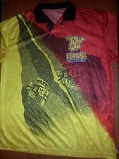 Espana/Spain World Cup FIFA Soccer Fuball Jersey/Shirt, size adult XL