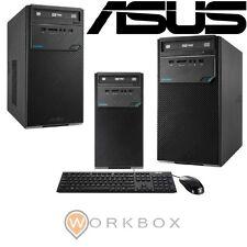 Asus BM D320mt-0g44000230 3.3ghz G4400 scrivania Nero Cod. 90pf00y1-m03520