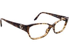 Versace Eyeglasses MOD. 3172 5078 Tortoise Rectangular Frame Italy 54[]16 135