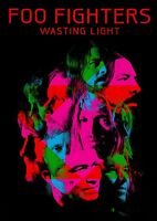 "Reproduction ""Foo Fighters - Wasting Light"",  Poster, Grunge, Home Wall Art"