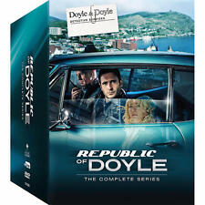 Republic of Doyle: The Complete Series Season 1-6 DVD Box Set - Free Shipping