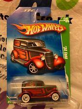 2009 Hot Wheels '34 Ford Super Treasure Hunt