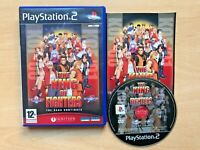 The King Of Fighters 2000-2001 The Saga Continues Sony PlayStation 2 PS2 Game
