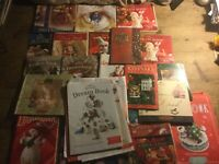 Hallmark Dreambook Catalog Lot of 22 plus misc Flyers!