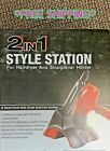 Scalpmaster 2 IN 1 Heat proof Style Station for Hair dryer & Iron