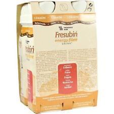 FRESUBIN ENERGY Fibre Drink Erdbeere Trinkflasche 4X200ml PZN 6698591