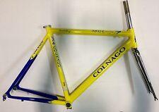 Telaio bici corsa alluminio Colnago Mega Master road bike frame 54 Columbus