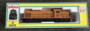 Atlas HO Gauge Scale Ann Arbor RS-1 Diesel No. 8118 Train Kato Japan