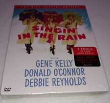 Singin' in the Rain Dvd Tw0-Disc Special Edition * Brand New * Free Shipping *