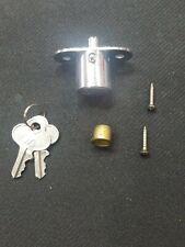 ❤ Replacement Drawer Cabinet Door Cam Lock 5//8 In Heavy Duty Metal Tool Panel Bo