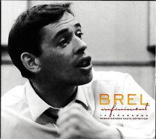 Jacques Brel-Infiniment-Best Of-CD DIGI PACK-NEUVE!
