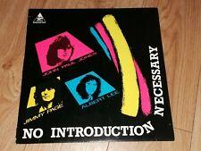 John Paul Jones / Jimmy Page / Albert Lee – No Introduction Necessary  THBL-007
