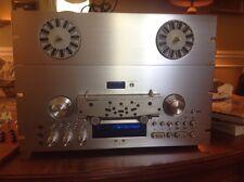 Restored Pioneer RT-909 reel to reel tape deck
