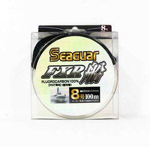 Seaguar FXR Fluorocarbon Leader Line 100m Size 8 30lb (9344)