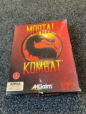Mortal Kombat  Commodore  Amiga