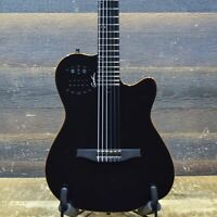 "Godin Multiac ACS Nylon Black HG ""B-Stock"" El.-Classical Guitar w/Bag #19212118"