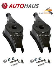 FOR VW PASSAT GOLF MK5 MK6 JETTA REAR LOWER SUSPENSION WISHBONE ARMS & BOLTS X2