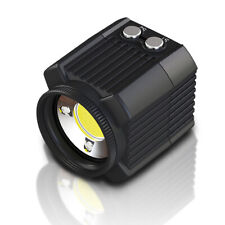 60m Waterproof Diving LED Video Light For Underwater Camera Photography E3D1