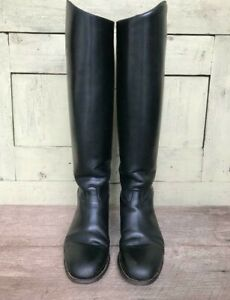 Schnieder Boot Company London Black Equestrian Riding Boots Size 9