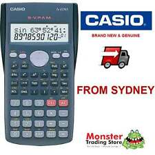 CASIO SCIENTIFIC CALCULATOR FX82 FX-82MS FX-82 12-MONTH WARRANTY AUSSIE SELLER