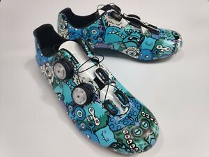 Luck Lin Road Cycling shoes Made in Spain carbon fibre sole ventilation