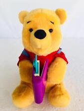Disney Storybook Winnie The Pooh Plush Talking Toy - No Books Included - TESTED