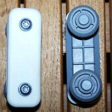 C00256828 ARISTON INDESIT  roulette de rail supérieur pour lave vaisselle