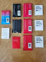 *NEW* 11 PACK CAH LOT! Cards Against Humanity: Expansions/Holidays/RARE Promos