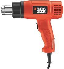 NEW BLACK DECKER HG1300 DUAL TEMPERATURE 1200 WATT 2 SETTINGS ELECTRIC HEAT GUN