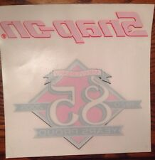 Snap On Tools Collectable 85th Anniversary Window Cling Decal LIMITED RARE